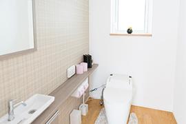 トイレの内装リフォーム